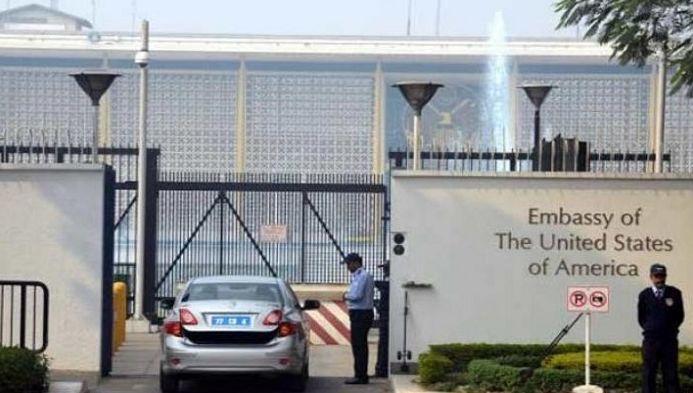 不敢相信! 5岁女童在美国大使馆被强奸 简直无法无天!