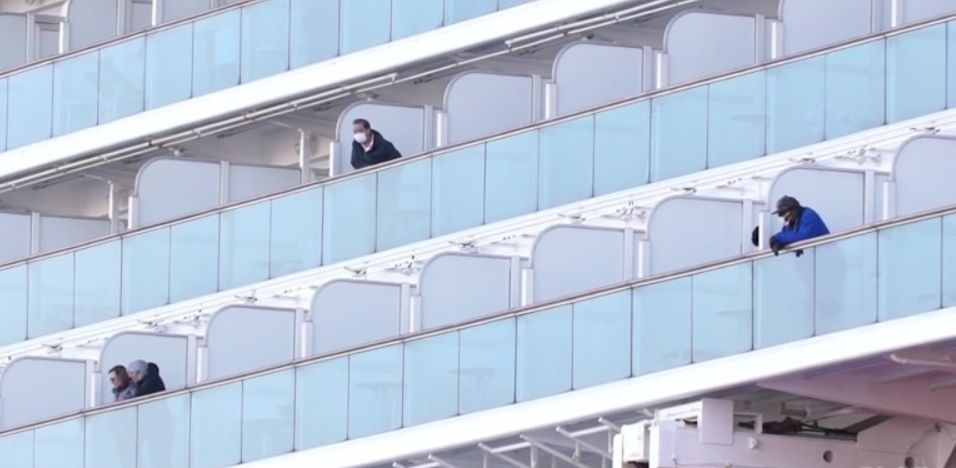 灾难! 新冠全球确诊破6万 游轮感染持续暴增 加国华人夫妇双双阳性!