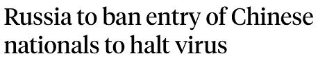 悲剧! 韩国毒王疯狂传染15人 俄罗斯禁止中国公民入境 感染者恐遭遣返!