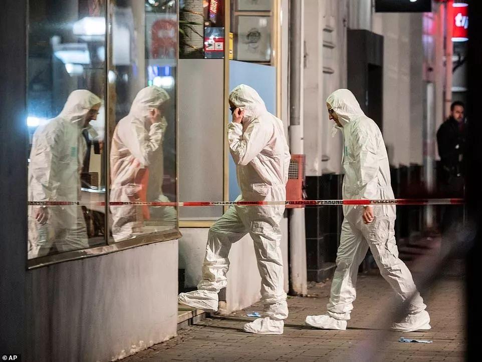 惨剧! 德国爆发大型恐袭 多人死伤! 枪手开宝马疯狂扫射 只为杀光移民!