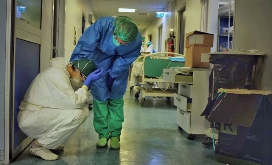 至暗时刻! 意大利死亡超中国 美国确诊破万 伊朗称每10分钟死1人!