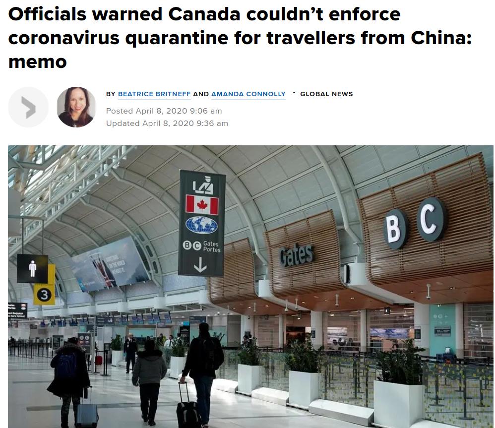 加拿大一手好牌打得稀巴烂! 70%民众将感染 政府文件揭残忍真相!