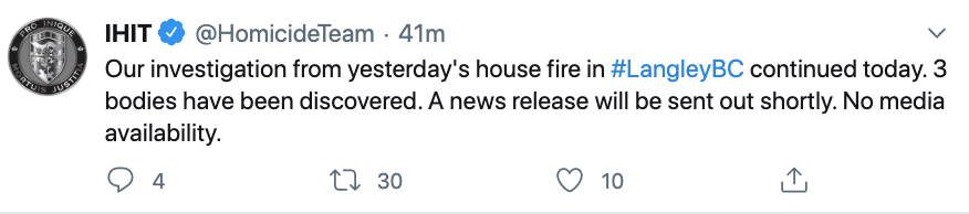 突发! 大温独立屋遭大火烧毁后 惊现3具焦尸 天车站疑发现手榴弹!