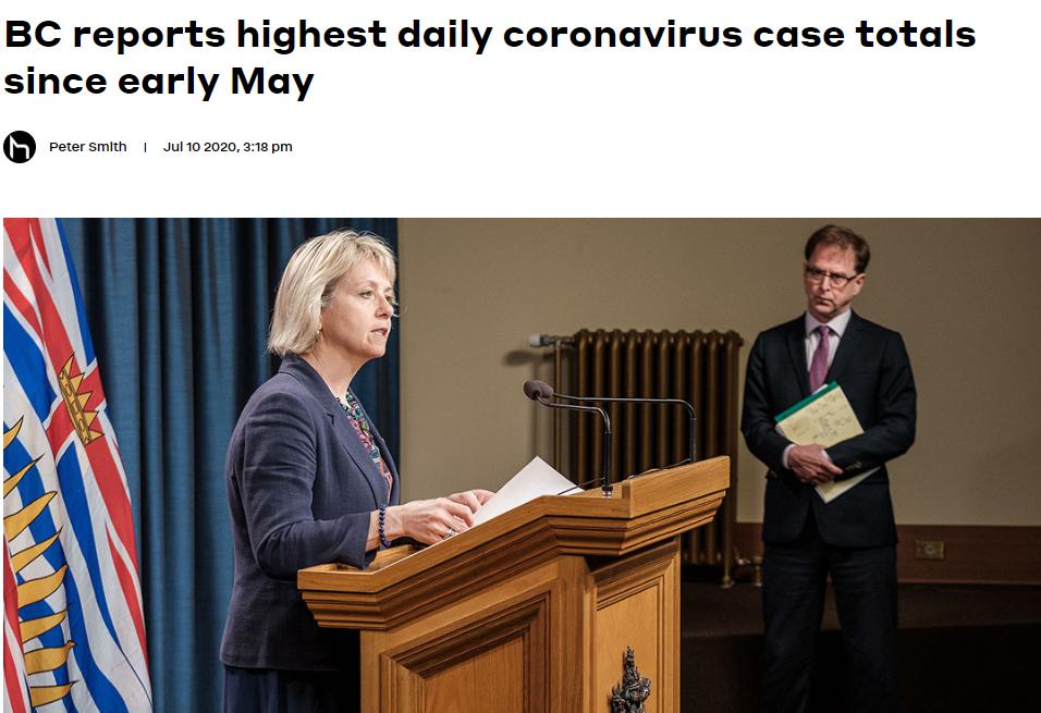 警告! BC爆大规模感染风险! 8人带毒12天狂聚 流连多地!