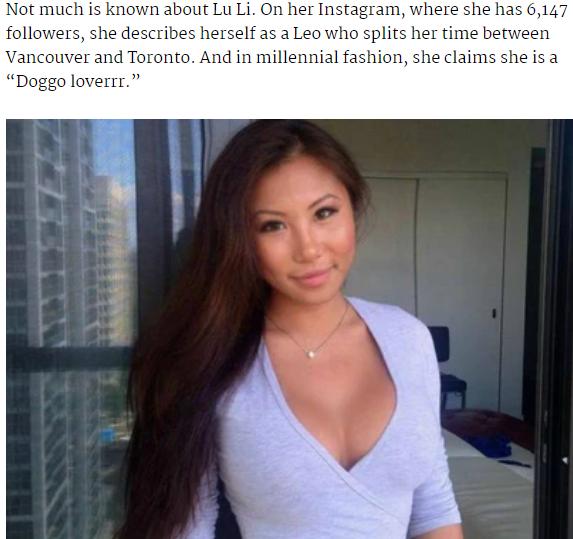 大温CEO被射杀! 警方通缉25岁华人女子 遇到马上报警 千万别靠近! 新闻 第9张