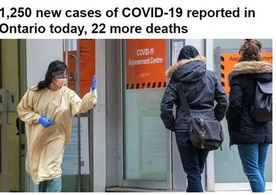 警惕! 加拿大变异病毒疫情恶化! 卫生官: 有疫苗就打 别挑了! 新闻 第6张