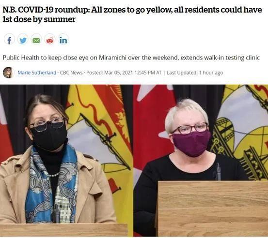 警惕! 加拿大变异病毒疫情恶化! 卫生官: 有疫苗就打 别挑了! 新闻 第8张