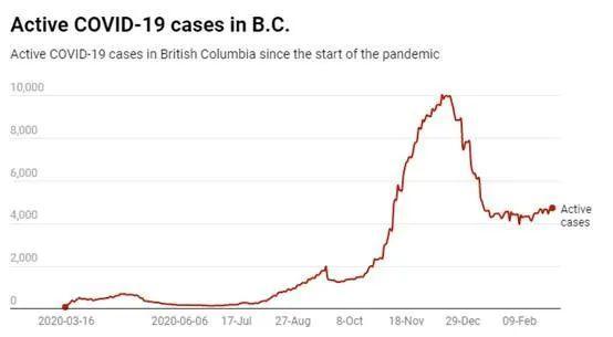 警惕! 加拿大变异病毒疫情恶化! 卫生官: 有疫苗就打 别挑了! 新闻 第15张